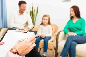 Psihoterapie familie