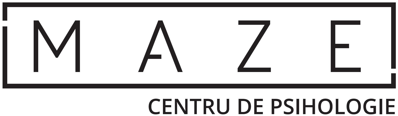 Logo Maze centru de psihologie