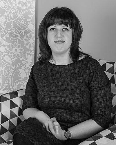 Diana Cazanescu psiholog