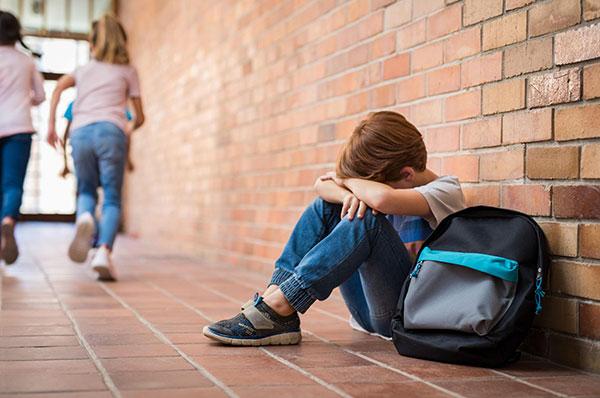 Primele semne de depresie la copii