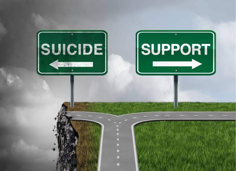tentativa de suicid