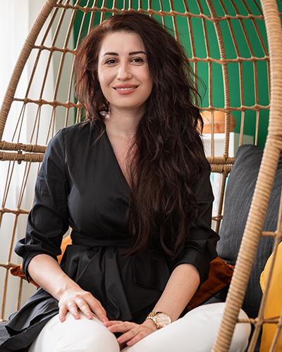 Psiholog MAZE Center - Alexandra Nitu