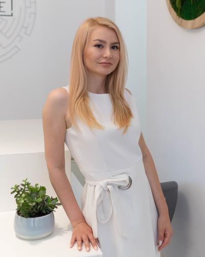 Psiholog MAZE Center - Alina Nedeloiu