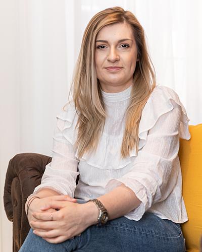 Andreea Oprea psihoterapeut MAZE Center Bucuresti