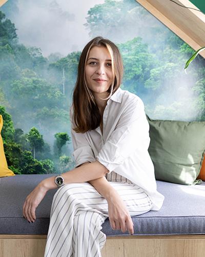 Consilier dozvoltare personala si fondator Maze Center psihologie si psihoterapie Ramona Sabau Tatar